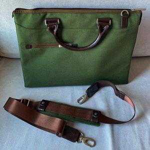 ‼️SOLD‼️Moshi - Urbana Briefcase –Slim Laptop Case